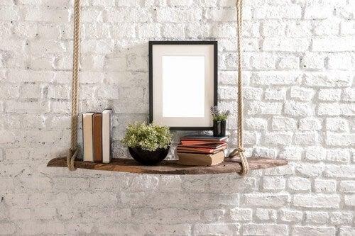 Tips til at dekorere dit hjem med bøger