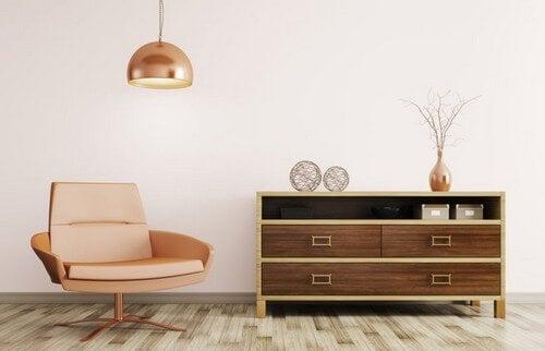 Kobber: En ny trend til dekoration i hjemmet