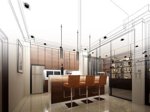 4 idéer til at ombygge dit køkken