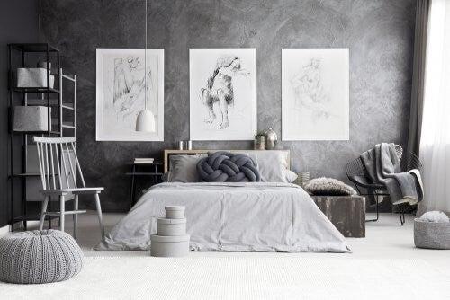 Sådan udsmykker du dit hjem med malerier