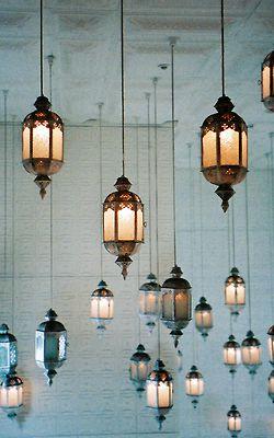 mange af den samme lampe