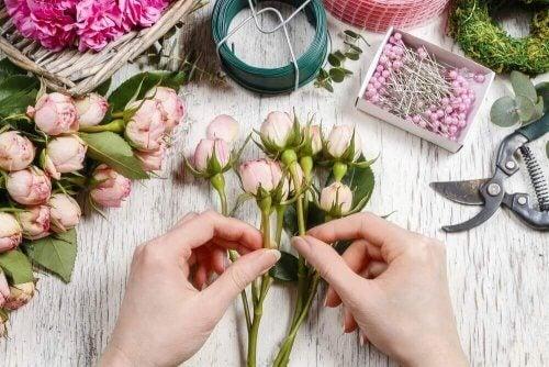 Tips til at have friske blomster