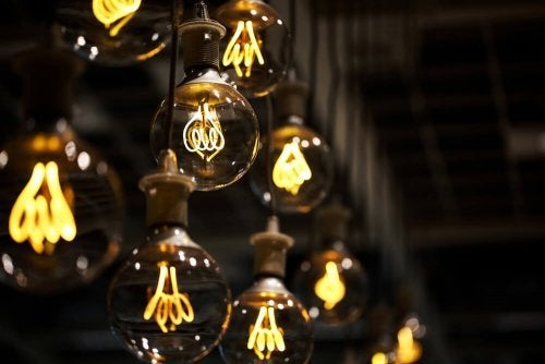 Trenden med dekorative lyspærer