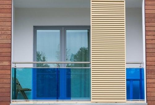 3 idéer til, hvordan du aflukker din veranda