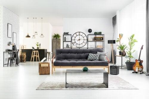 Ideer til en lys og komfortabel lejlighed