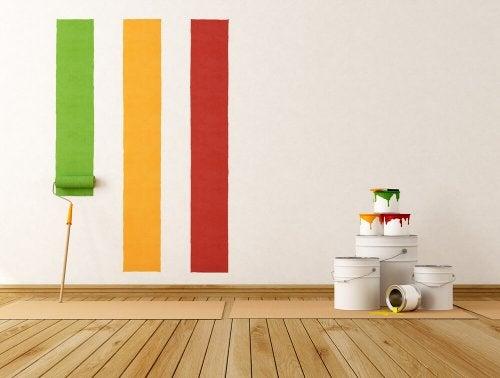 7 tips til at male væggene på dit soveværelse professionelt