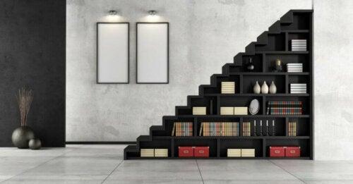 Gode idéer til at spare plads i dit hjem