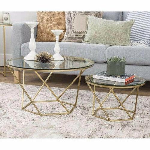 højden bør være i dine overvejelser i forhold til hvordan du skal dekorere dit sofabord