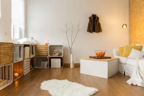 3 efterårsidéer til at indrette din stue