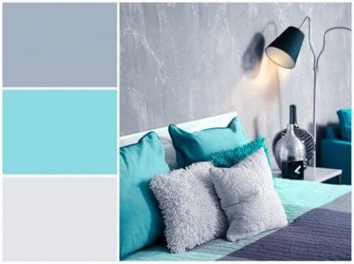 Hvordan påvirker farver indretningen?