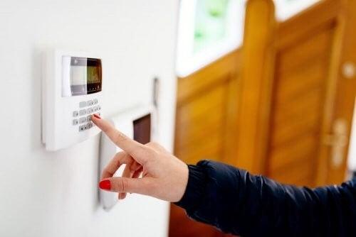 Alarmsystemer, der beskytter dit hjem