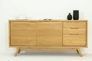 eksempel på et møbel der kan indgå i en avantgarde indretning