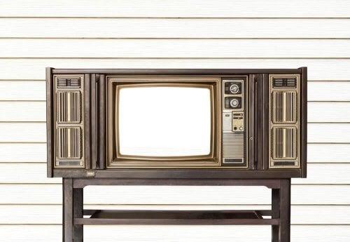 Sådan udsmykker du dit hjem med gamle fjernsyn