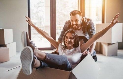 5 tips til at gøre det lettere at flytte