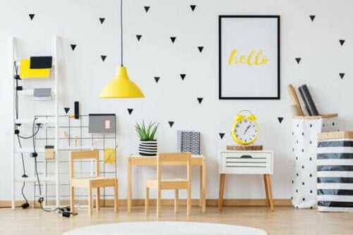 sjove farverige lamper er perfekte til dine børns værelser