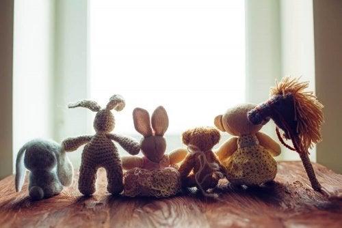 Indret dine børns værelser med dyr