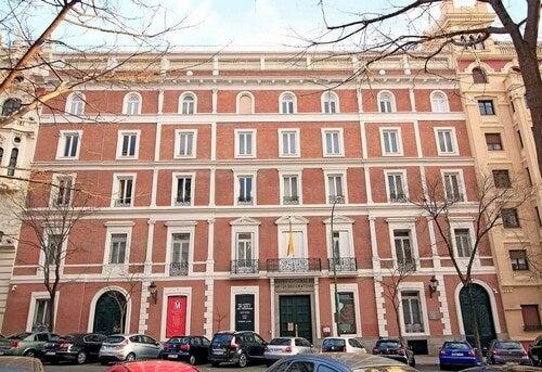 Nationalmuseet for Dekorativ Kunst i Spanien