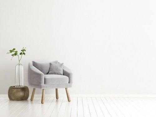 Fra nordisk stil til minimalistisk stil