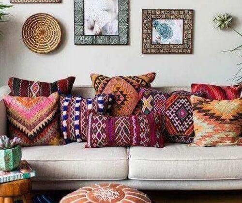 Andinsk indretningsstil: Sådan bruger du den i hjemmet