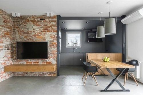 Sådan indretter du din stue i en rockmusikstil