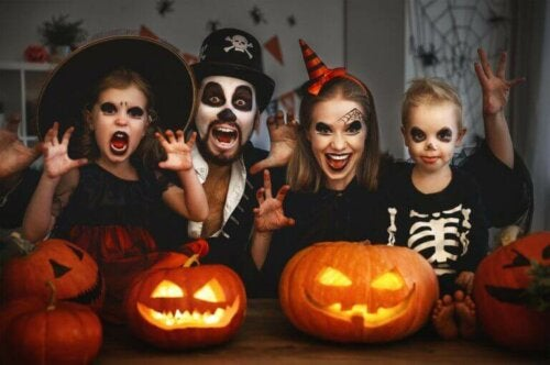 3 tips til at lave halloween-kostumer