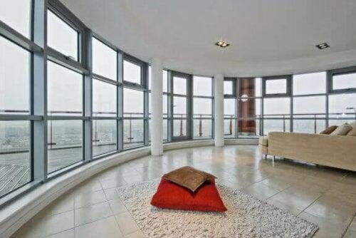 Få plads ved at integrere din terrasse