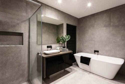 Historien bag badeværelser