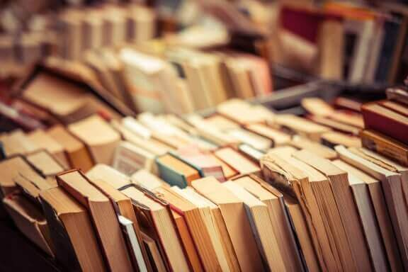 organiserede bøger