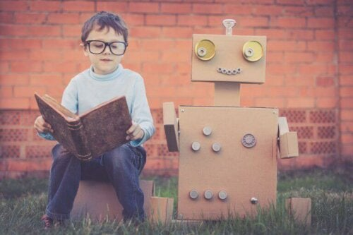 5 kreative idéer til håndværk med pap for dine børn