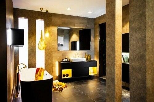 Feng Shui på badeværelset: Tips & tricks