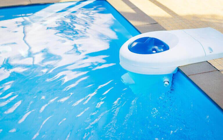 filter til at ordne problemer med vandet i din pool