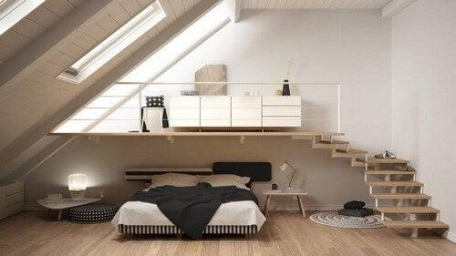 5 tips til at opnå mere plads med mezzaniner