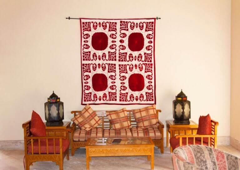 orientalsk indretning