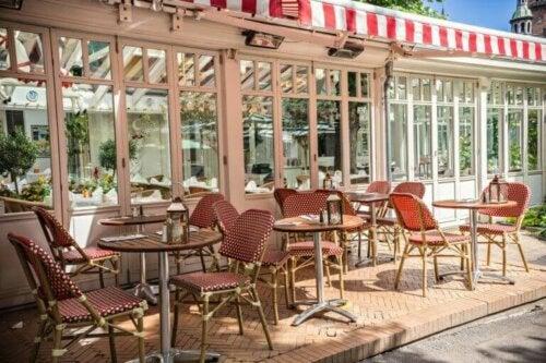 Restaurantmøbler- og indretning: hvad virker bedst?