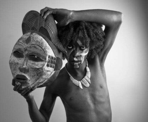 Betagende billeder af stammefolk til dine vægge