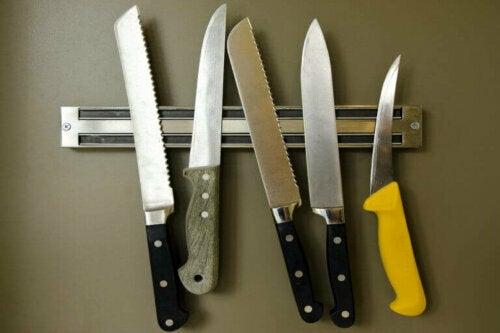 Top 5 kokkeknive til dit køkken