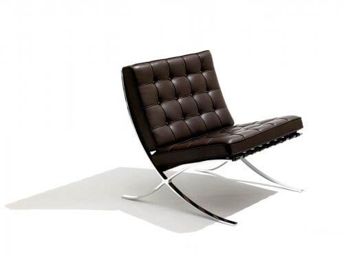 Retrostilen: En barcelona stol.