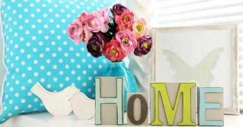7 dekorative idéer, der vil overraske dig