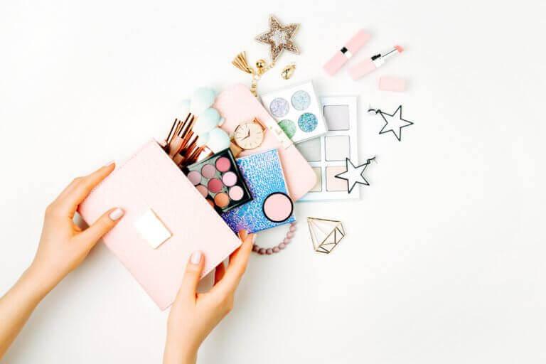 5 måder at organisere din makeup på