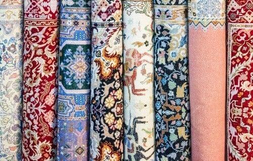 Persiske tæpper: Giv dit hjem et originalt præg
