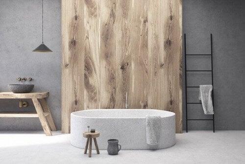 Porcelæn til elegante badeværelser i hjemmet