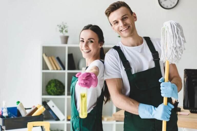 Et rent hjem gør dig bedre tilpas