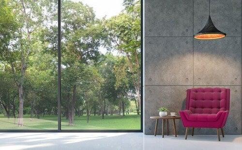 Sådan bruger du store vinduer for mere naturligt lys