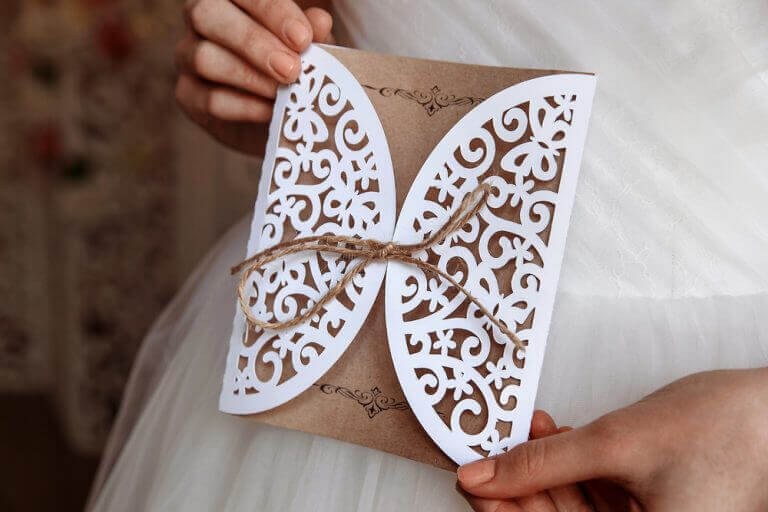 bryllupsindbydelse