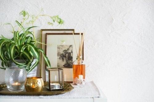 Dufte til dit hjem - få dit hjem til at dufte fantastisk