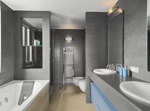 10 tips til at modernisere dit badeværelse