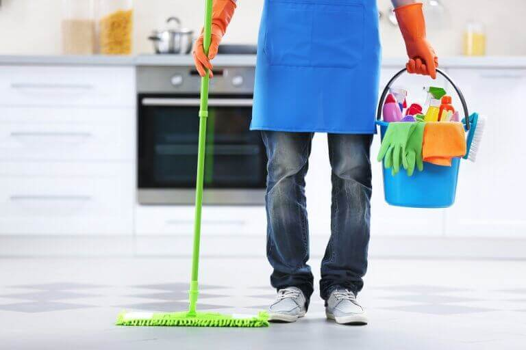 Studielejligheder: Tips til rengøring