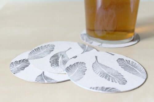 bordskånere med print