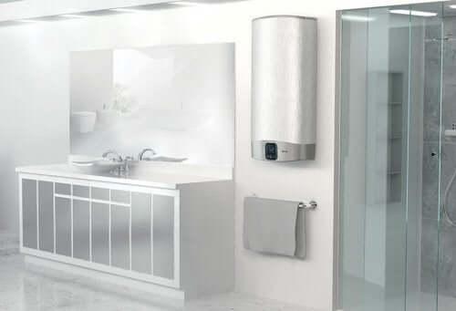 Elektriske vandvarmere: typer og størrelser