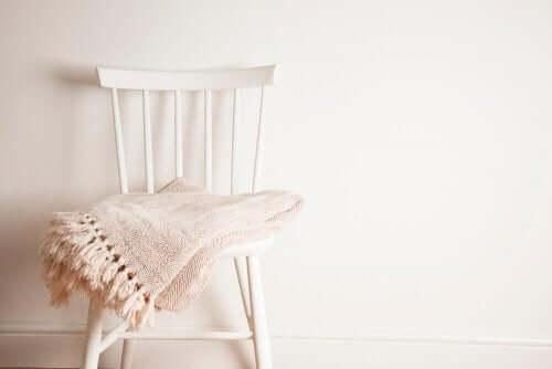 Sådan bruger du etnisk minimalisme i din hjemmeindretning